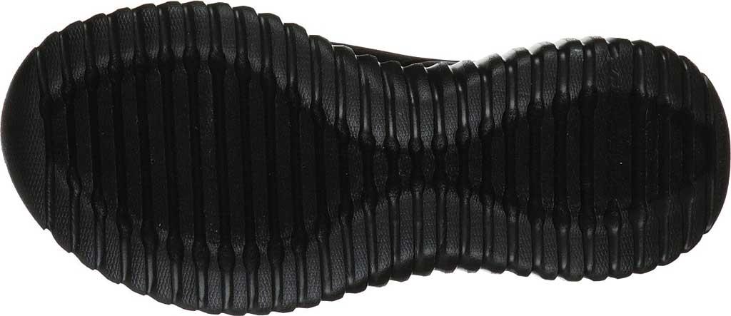 Boys' Skechers Elite Flex Rolvo Slip On Sneaker, Black/Black, large, image 5