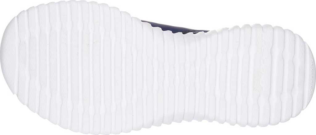 Boys' Skechers Elite Flex Rolvo Slip On Sneaker, Navy, large, image 5