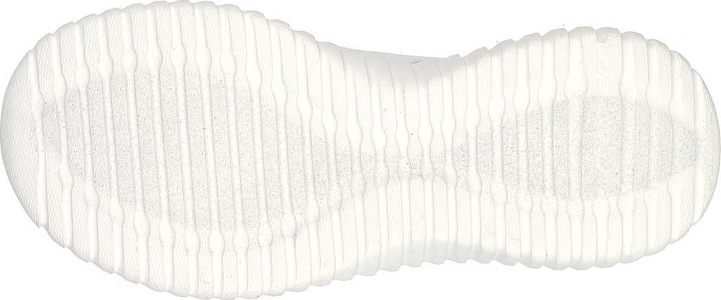 Boys' Skechers Elite Flex Rolvo Slip On Sneaker, White, large, image 5