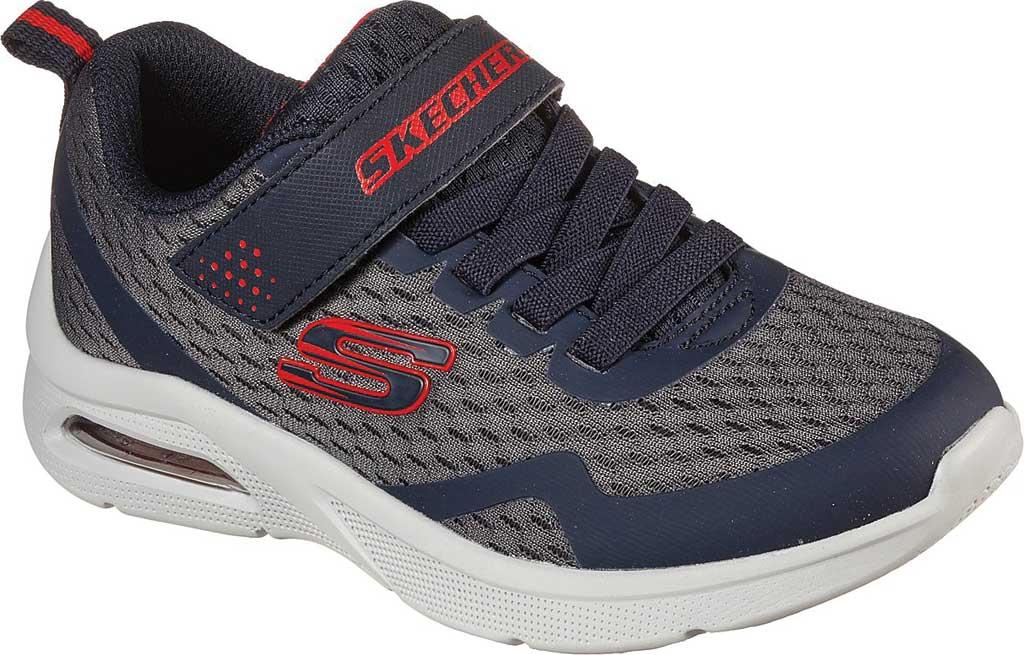 Boys' Skechers Microspec Max Torvix Sneaker, , large, image 1