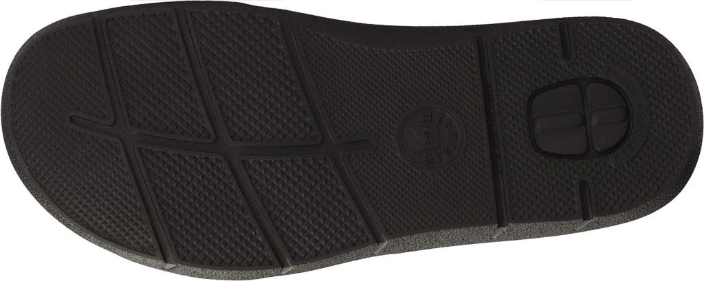 Men's Mephisto Conrad Criss Cross Slide, Black Buffalo Full Grain Leather, large, image 4