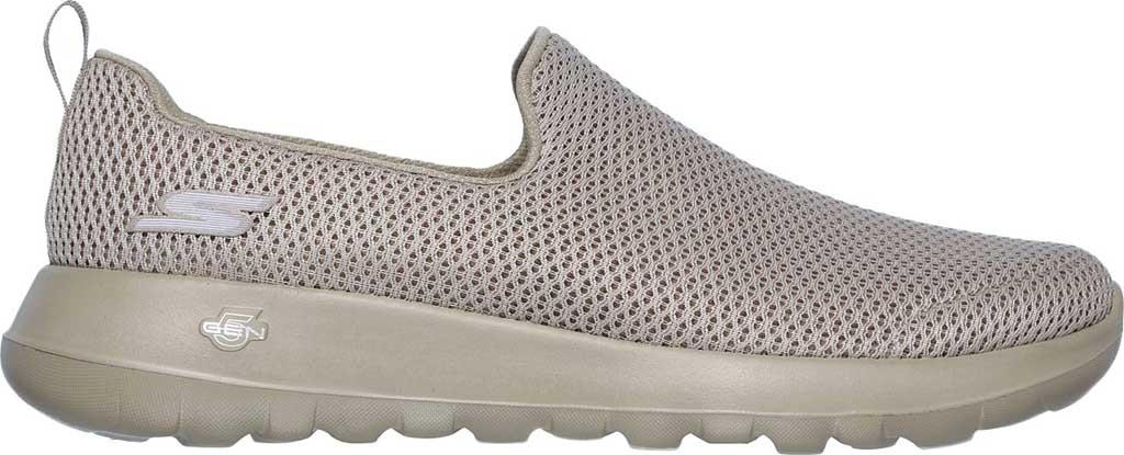 Men's Skechers GOwalk Max Slip-On Walking Shoe, Taupe, large, image 2