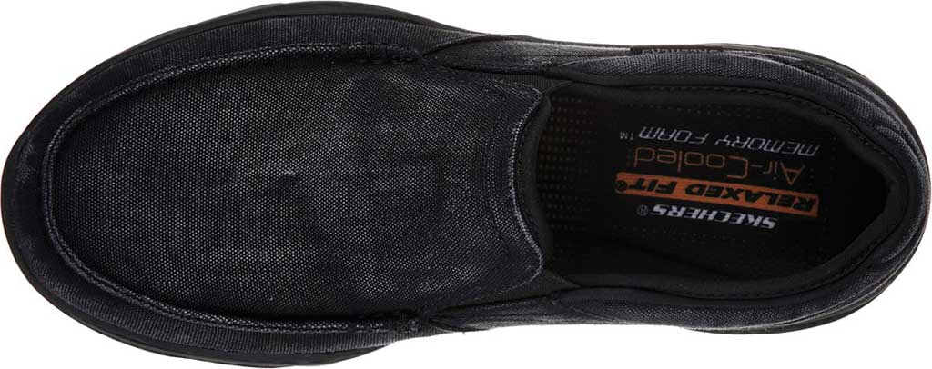 Men's Skechers Relaxed Fit Creston Moseco Loafer, , large, image 4