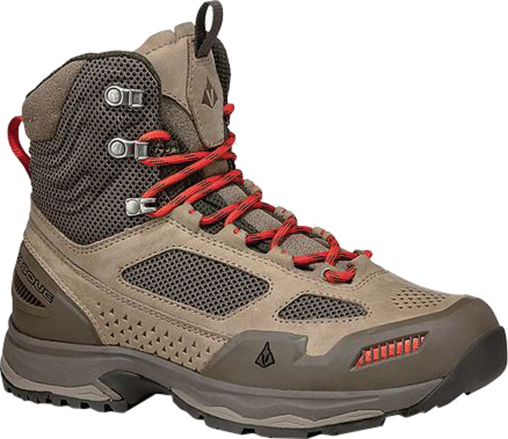 Women's Vasque Breeze AT Hiking Boot, Brindle/Red Clay, large, image 1