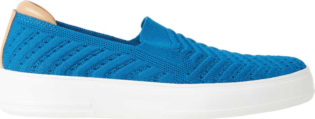 Women's Original Comfort by Dearfoams Sophie Slip On Sneaker, Classic Blue Synthetic, large, image 2
