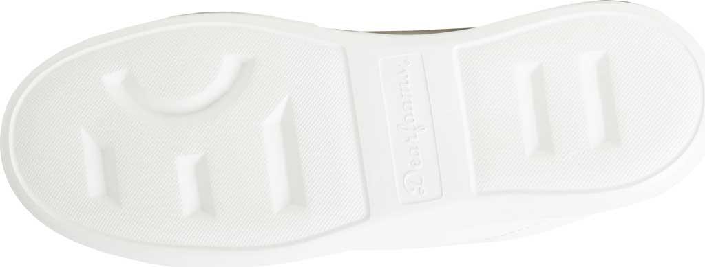 Women's Original Comfort by Dearfoams Tegan Sneaker, White Synthetic, large, image 5