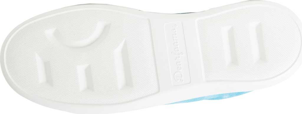 Women's Original Comfort by Dearfoams Tegan Sneaker, Blue Tie Dye Synthetic, large, image 5
