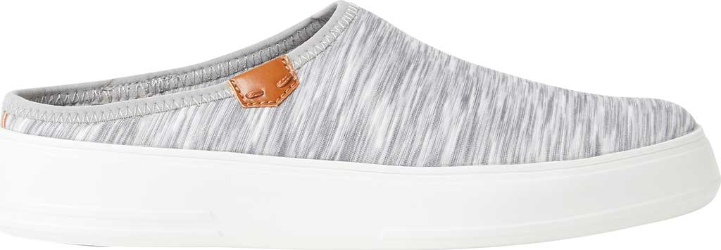 Women's Original Comfort by Dearfoams Annie Knit Clog Sneaker, Light Heather Grey Knit Synthetic, large, image 2