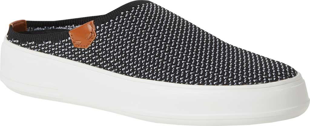 Women's Original Comfort by Dearfoams Annie Knit Clog Sneaker, Black Knit Synthetic, large, image 1