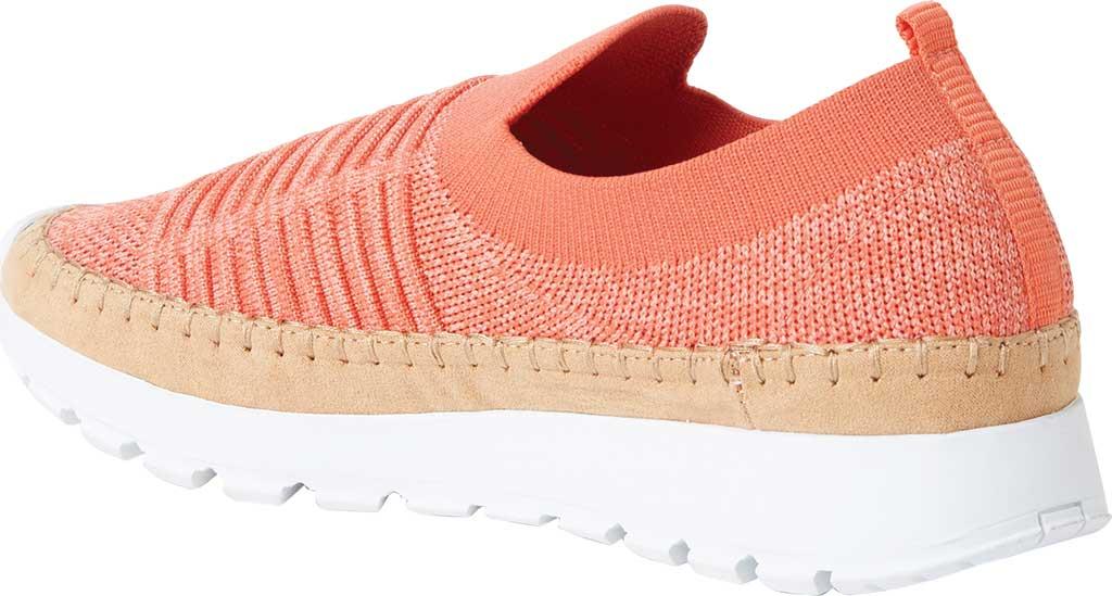 Women's Original Comfort by Dearfoams Marina Knit Platform Slip On Sneaker, Fiesta Knit Synthetic, large, image 3
