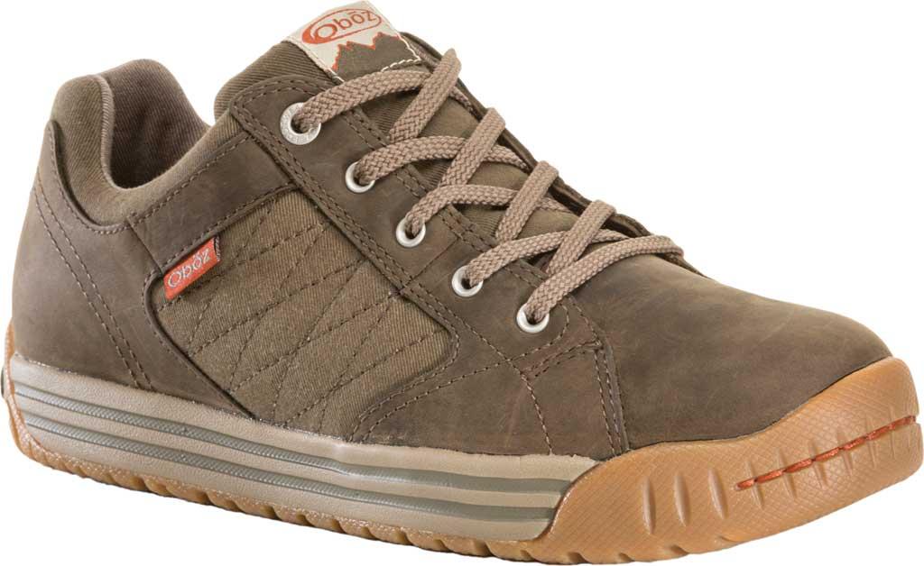 Men's Oboz Mendenhall Casual Sneaker, Tarmac, large, image 1