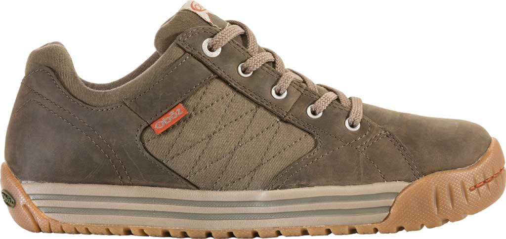 Men's Oboz Mendenhall Casual Sneaker, Tarmac, large, image 2
