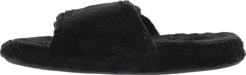 Men's Acorn Spa Slide, Black, large, image 3