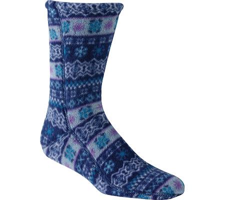 Acorn Versa Fit Socks, Icelandic Blue Fleece, large, image 1