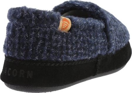 Infant Acorn Moc, Blue Check, large, image 4