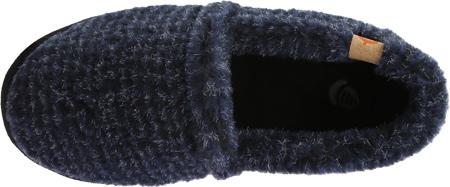 Infant Acorn Moc, Blue Check, large, image 5