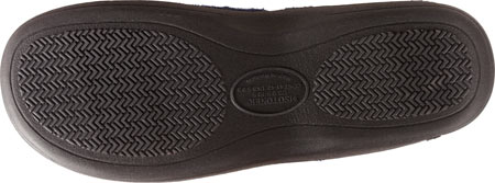 Men's Isotoner Microterry Slip On, Navy, large, image 6