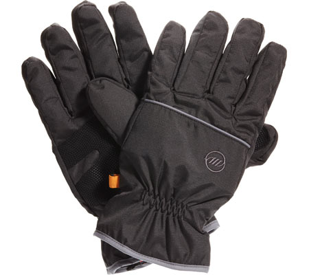 Men's Manzella Pack-It, Black, large, image 1