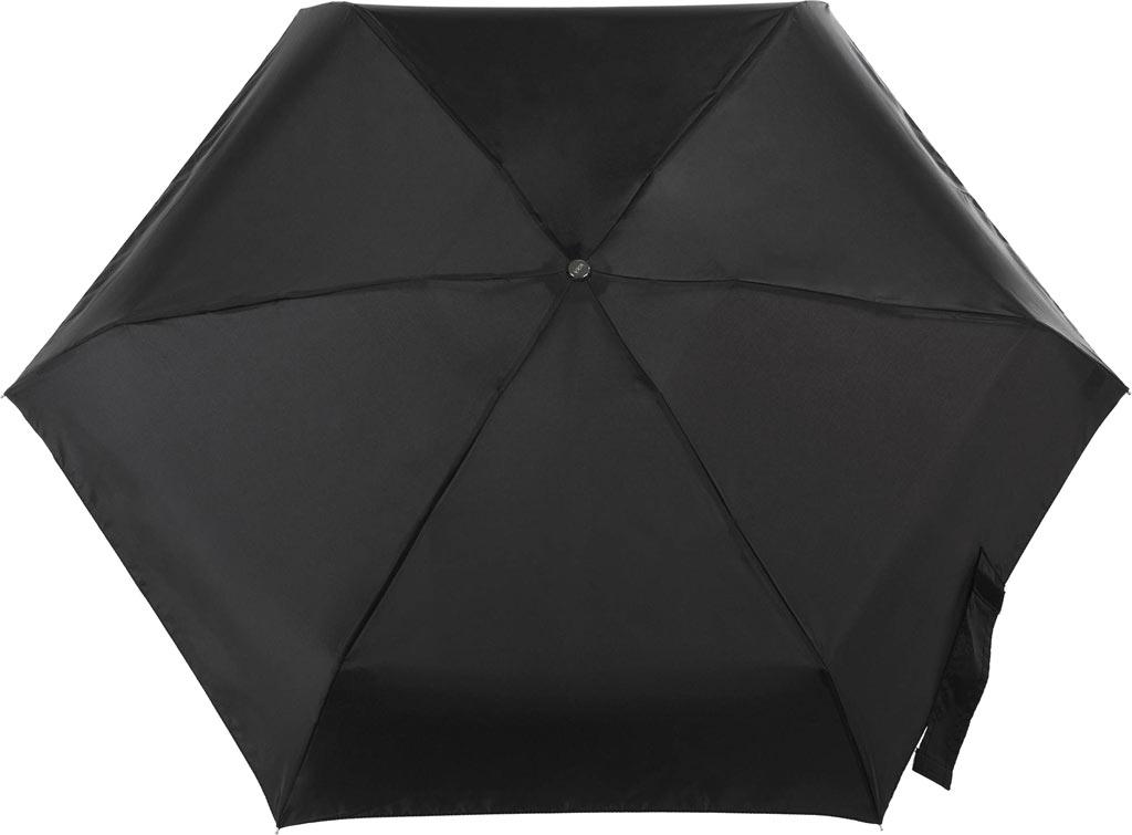 totes Titan Mini Manual NeverWet Umbrella, Black, large, image 2