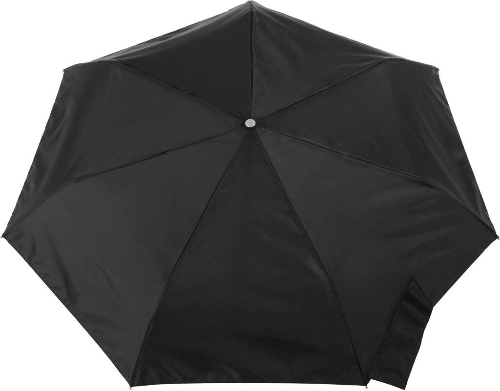 totes Signature Auto Open/Close NeverWet Umbrella, Black, large, image 2