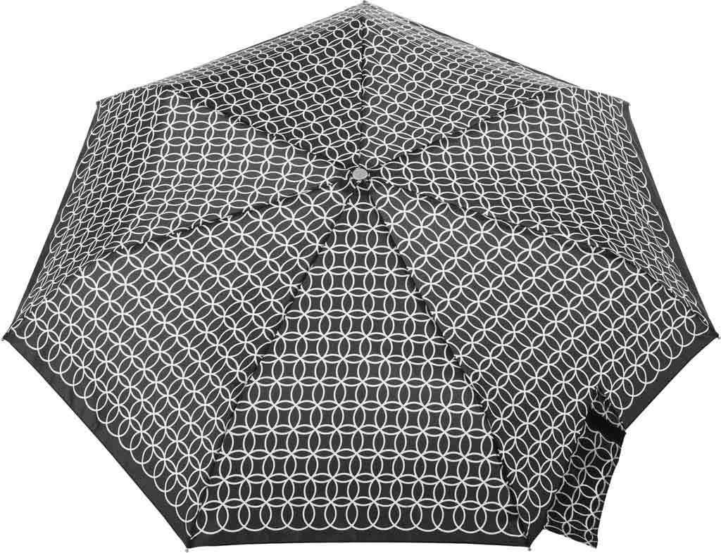 totes Signature Auto Open/Close NeverWet Umbrella, Phantom Status, large, image 2