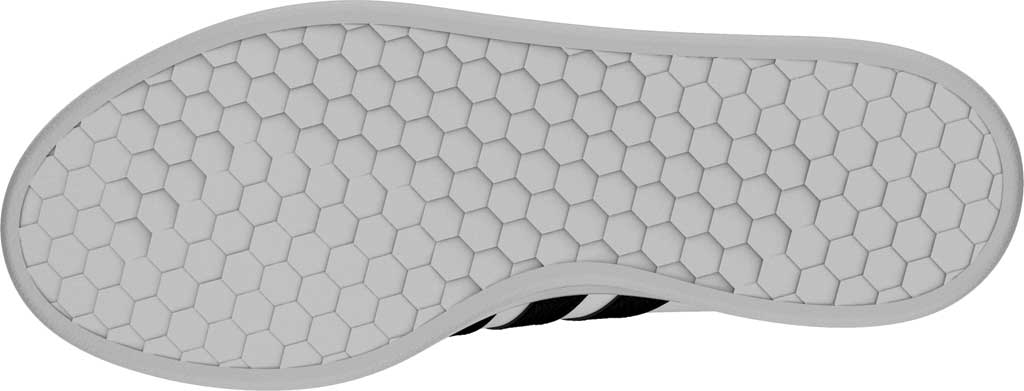 Women's adidas Grand Court Sneaker, FTWR White/Core Black/FTWR White, large, image 6