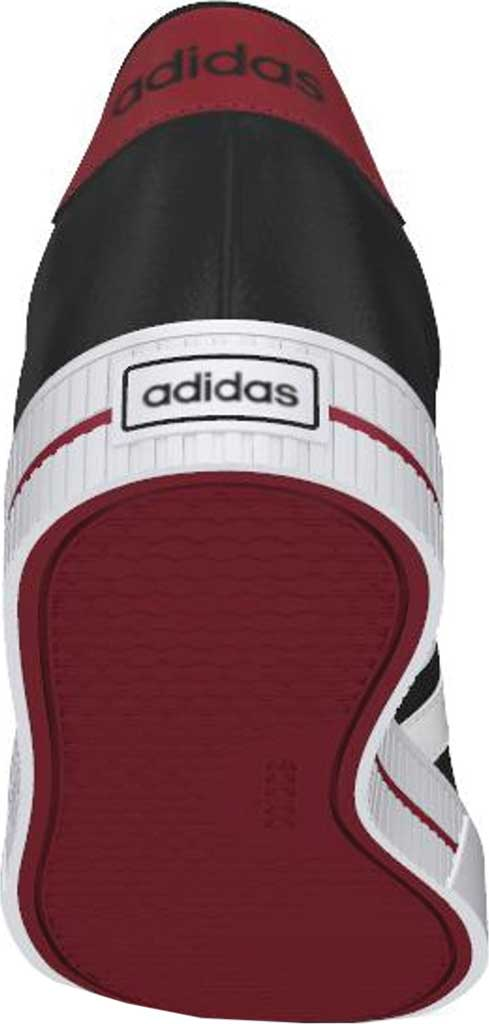Men's adidas Daily 3.0 Sneaker, Core Black/FTWR White/Legacy Red, large, image 4