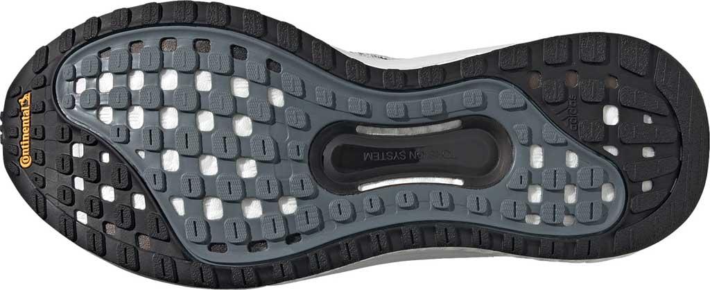 Men's adidas SolarGlide ST 3 Running Sneaker, Core Black/FTWR White/Blue Oxide, large, image 6