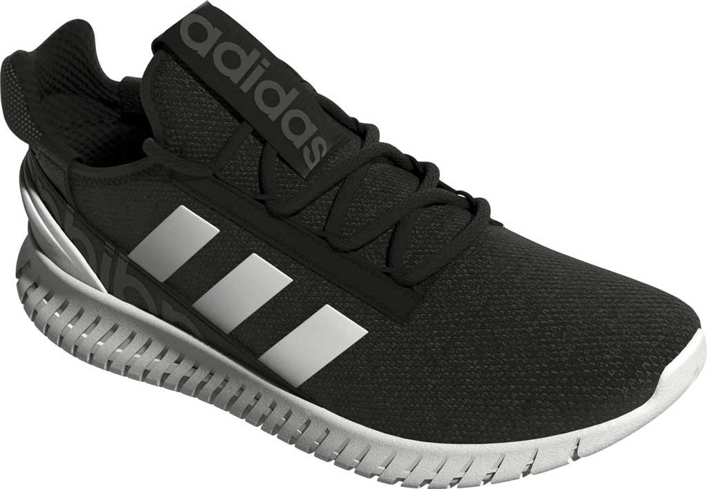 Men's adidas Kaptir 2.0 Sneaker, Core Black/FTWR White/Grey Six, large, image 1