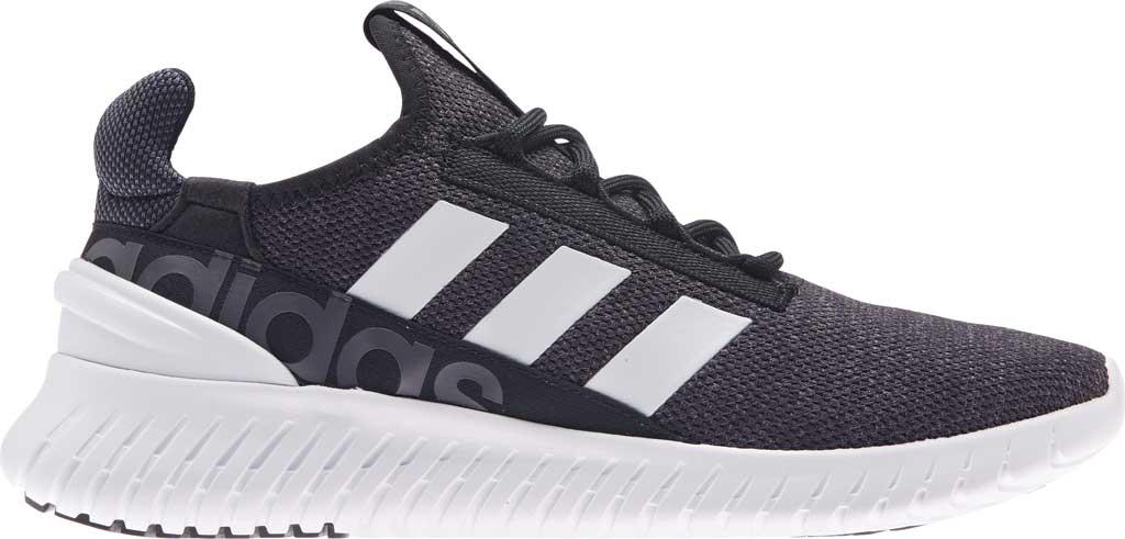 Men's adidas Kaptir 2.0 Sneaker, Core Black/FTWR White/Grey Six, large, image 2