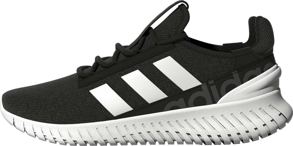 Men's adidas Kaptir 2.0 Sneaker, Core Black/FTWR White/Grey Six, large, image 3