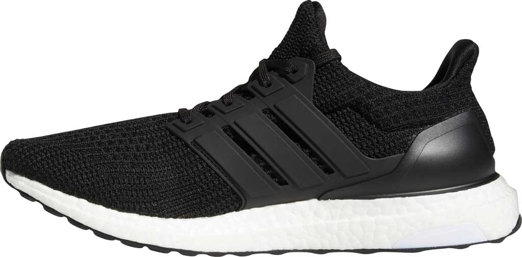 Men's adidas Ultraboost 4.0 DNA Running Sneaker, Core Black/Core Black/FTWR White, large, image 3
