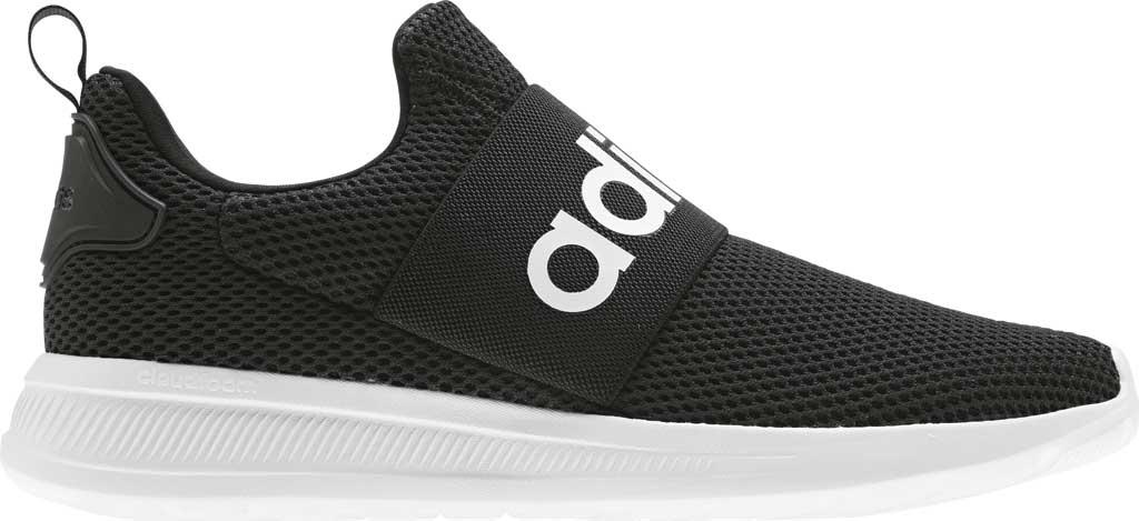 Men's adidas Lite Racer Adapt 4.0 Slip On Sneaker, Core Black/FTWR White/Core Black, large, image 2