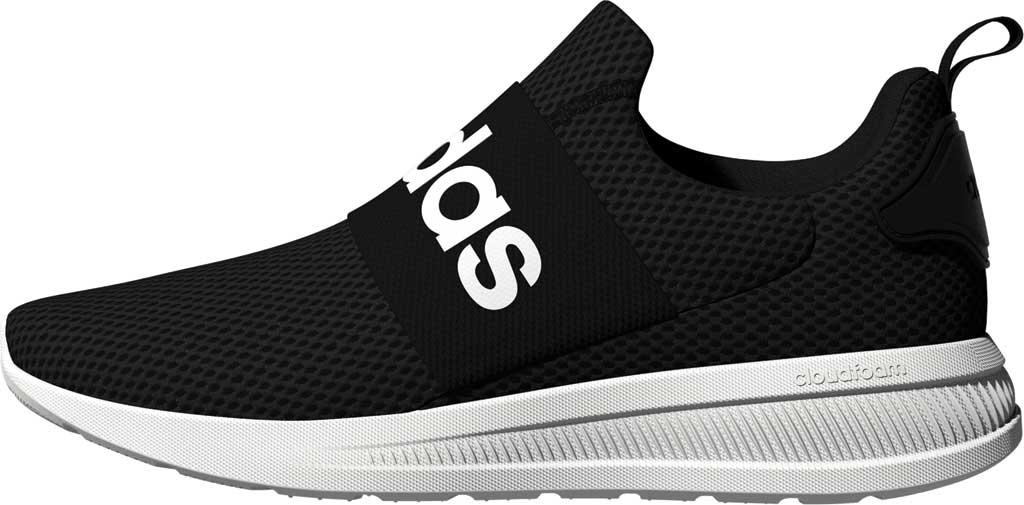 Men's adidas Lite Racer Adapt 4.0 Slip On Sneaker, Core Black/FTWR White/Core Black, large, image 3