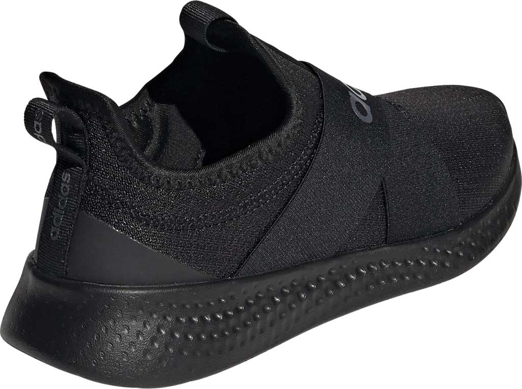 Women's adidas Puremotion Adapt Running Sneaker, Core Black/Core Black/Core Black, large, image 4