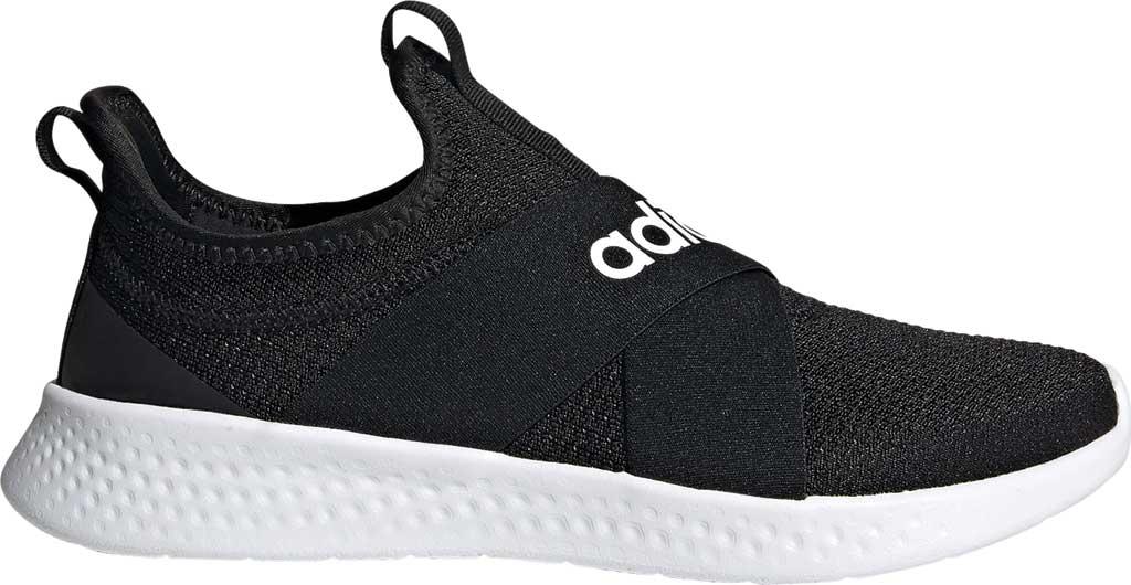 Women's adidas Puremotion Adapt Running Sneaker, Core Black/FTWR White/Grey Five, large, image 2
