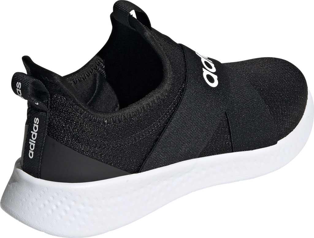 Women's adidas Puremotion Adapt Running Sneaker, Core Black/FTWR White/Grey Five, large, image 4