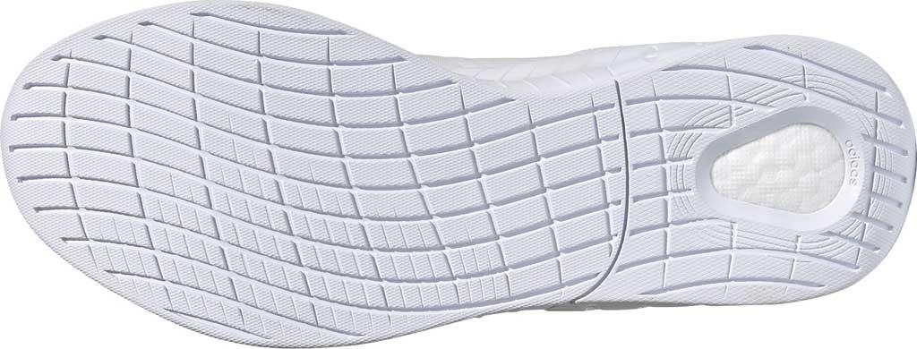 Women's adidas Kaptir Super Running Shoe, FTWR White/FTWR White/Core Black, large, image 6