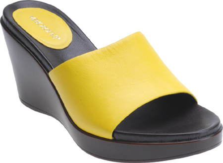 Women's Aerosoles Plank Stare, Canary Leather, large, image 1