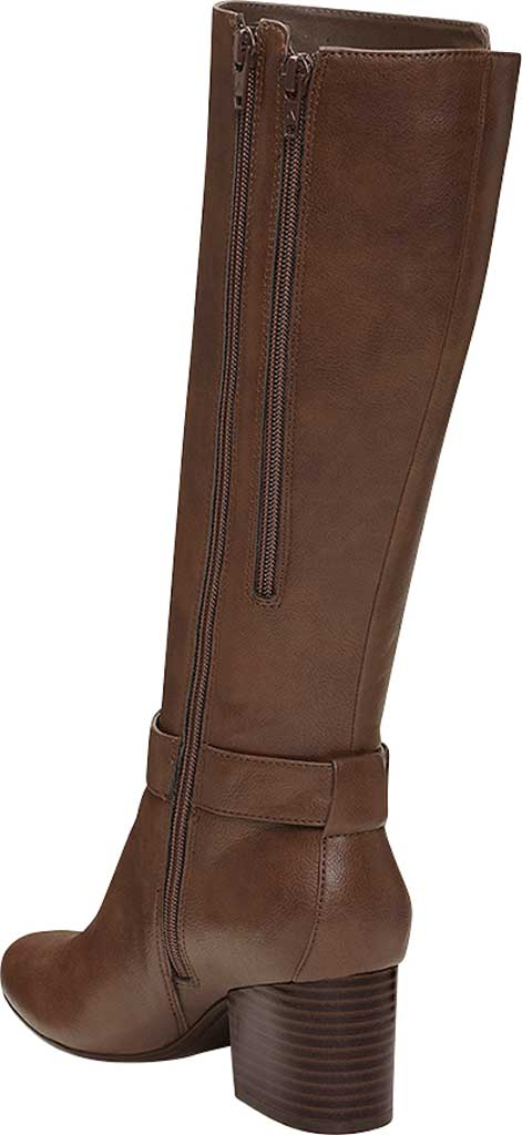 Women's Aerosoles Patience Knee High Boots, Dark Brown Combo/Faux Leather, large, image 3