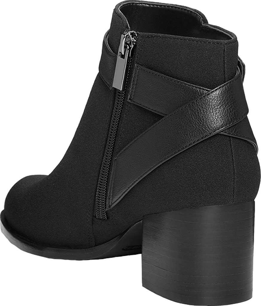 Women's Aerosoles Platinum Maggie Ankle Bootie, Black Fabric, large, image 3