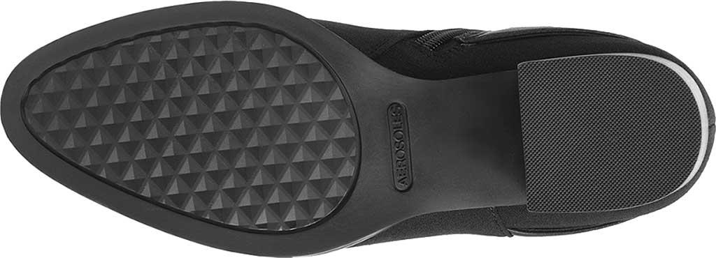Women's Aerosoles Platinum Maggie Ankle Bootie, Black Fabric, large, image 5