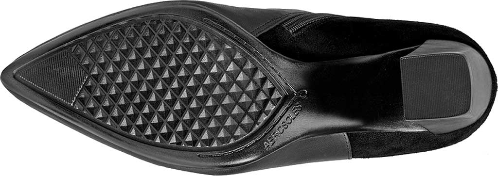 Women's Aerosoles Final Word Ankle Bootie, Black Leather, large, image 5