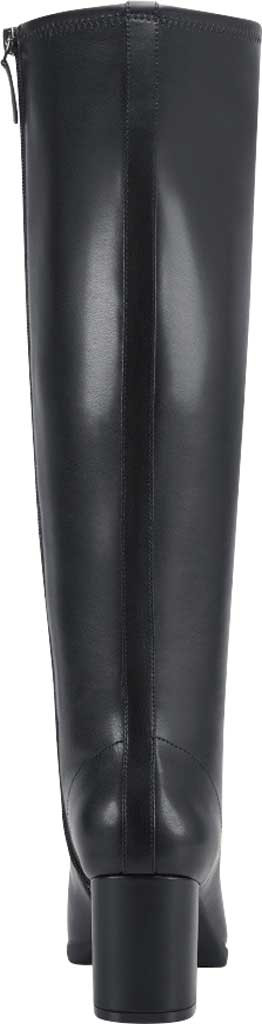 Women's Aerosoles Micah Knee High Boot, Black Stretch Faux Leather, large, image 3