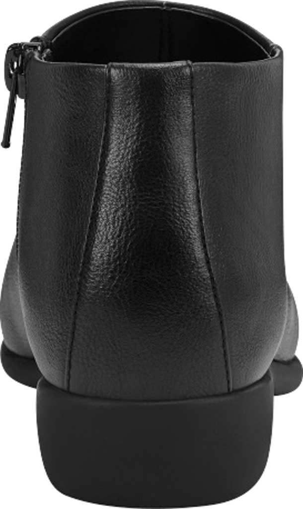 Women's Aerosoles Sophia Bootie, Black Faux Leather, large, image 3