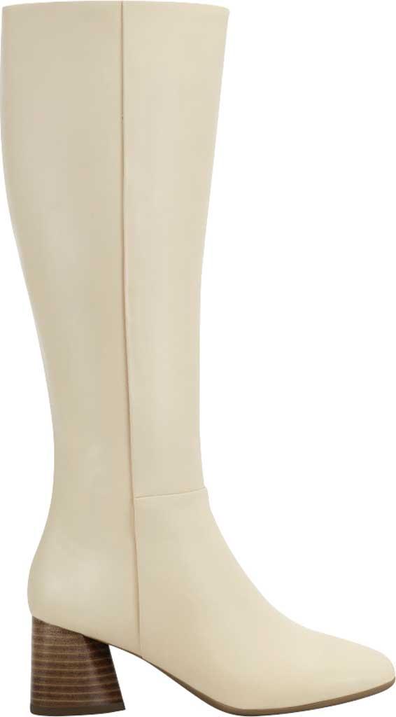 Women's Aerosoles Maxim Knee High Boot, Cream Leather, large, image 2
