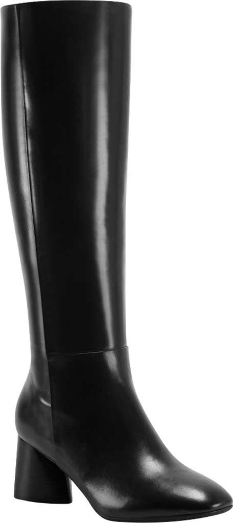 Women's Aerosoles Maxim Knee High Boot, Black Leather, large, image 1