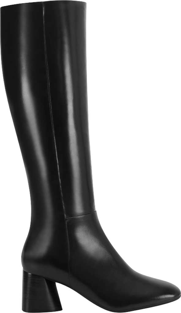 Women's Aerosoles Maxim Knee High Boot, Black Leather, large, image 2