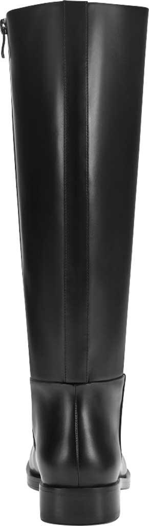 Women's Aerosoles Berri Riding Boot, Black Faux Leather, large, image 3