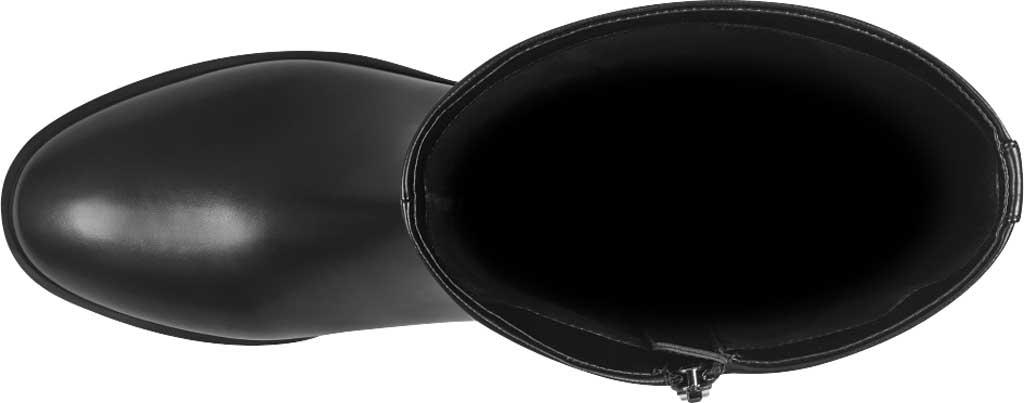 Women's Aerosoles Berri Riding Boot, Black Faux Leather, large, image 4
